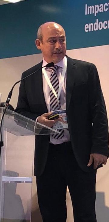 Eric Saucedo. Clínica IMAR (Murcia)