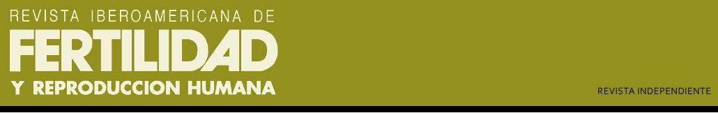 Revista Iberoamericana de Fertilidad - Registro de usuarios 36708d0923a76
